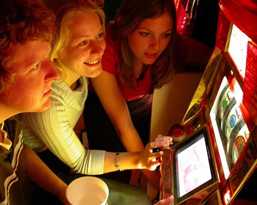 I giovani ed il gioco d'azzardo
